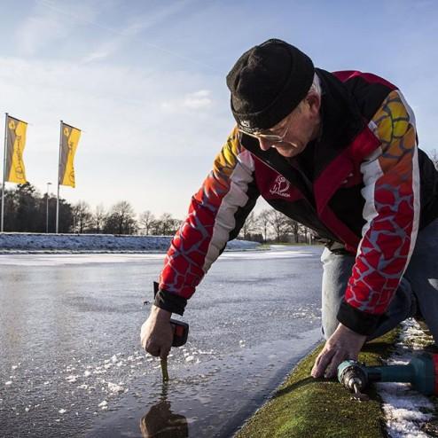 vandaag schaatsen op natuurijs